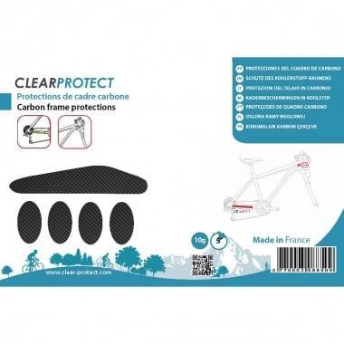 Protección adhesiva para cuadro CLEARPROTECT para cuadros de carbono