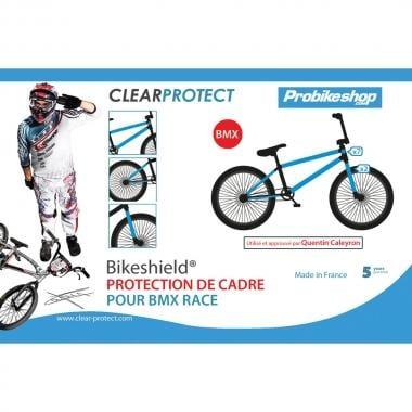 Protection Adhésive de Cadre CLEARPROTECT pour BMX