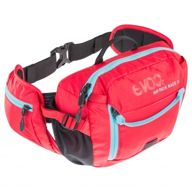 Sac d'Hydratation EVOC HIP PACK RACE 3 L Rouge