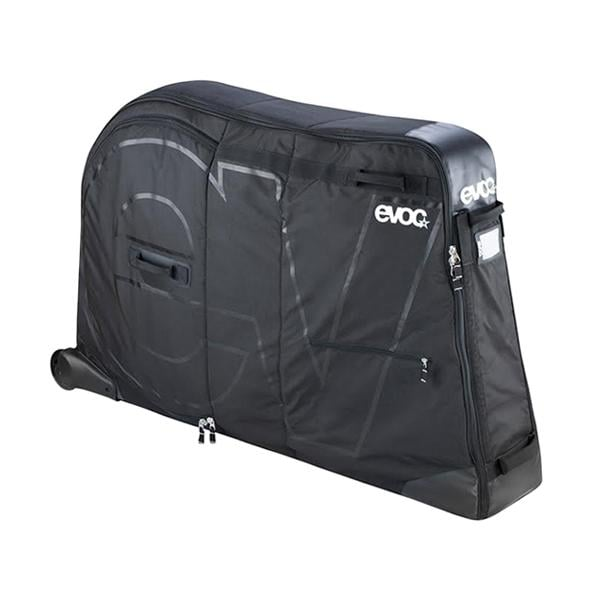 Housse de transport evoc bike travel bag noir probikeshop for Housse transport velo scicon