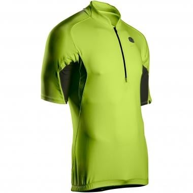SUGOI RSX Short-Sleeved Jersey Green