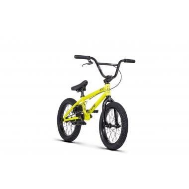 """BMX RADIO BIKES REVO 16"""" Jaune 2020"""