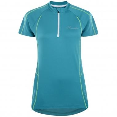 Maillot DARE 2B CONFIGURE Femme Manches Courtes Turquoise 2016