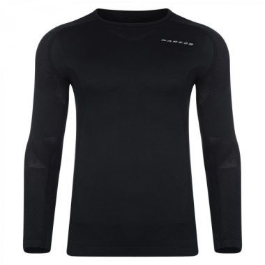 T-Shirt DARE 2B ZONAL III Maniche Lunghe Nero 2016