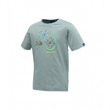 Camiseta DARE 2B CROSS BONES Junior Gris
