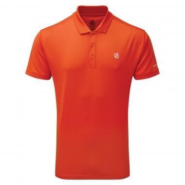Maillot DARE 2B DELINEATE Manches Courtes Rouge 2020