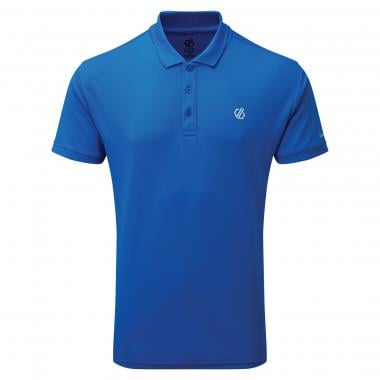 Maillot DARE 2B DELINEATE Manches Courtes Bleu 2020