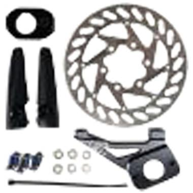 Kit Disque ELEVN TECHNOLOGIES CHASE ACT 1.0 20 mm