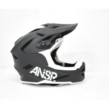 CDA - Casque ANSWER FAZE SHADOW Noir/Blanc Taille S