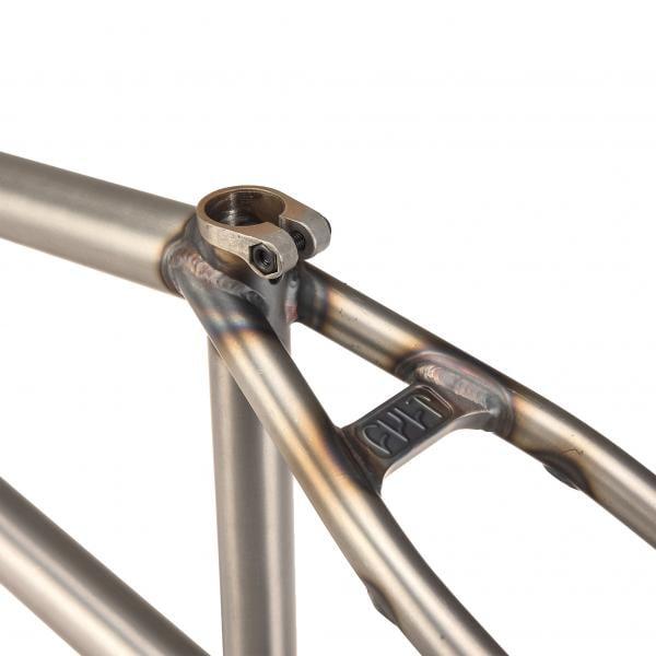 Cuadro CULT SHORTY Cromado - Bikeshop