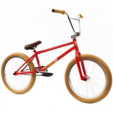 "BMX FIT BIKE CO DUGAN 1 LHD 20,25"" Rosso 2017"