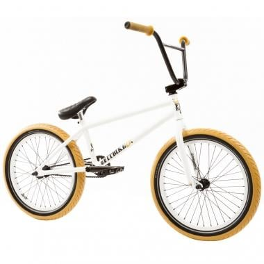 "BMX FIT BIKE CO DUGAN 2 LHD 20,25"" Bianco 2017"
