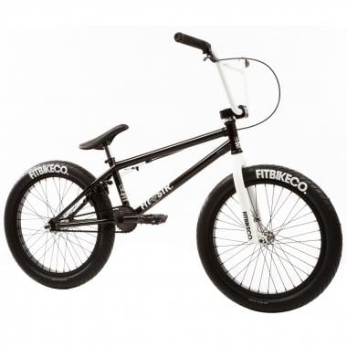 "BMX FIT BIKE CO STR 20"" Nero Brillante 2017"