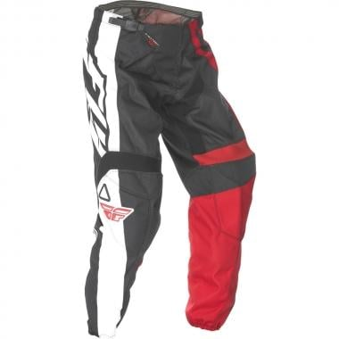 Pantalon FLY RACING F-16 Enfant Rouge/Noir