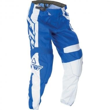 Pantalon FLY RACING F-16 Enfant Bleu/Blanc