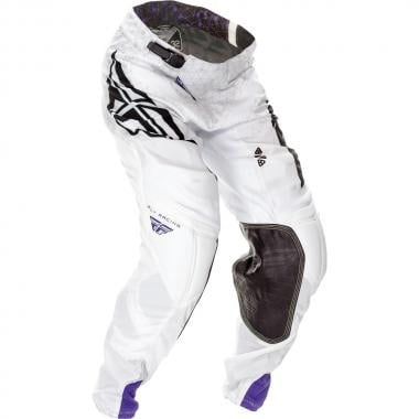 FLY RACING LITE HYDROGEN Pants White
