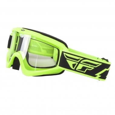 Masque FLY RACING FOCUS Jaune Fluo 2017