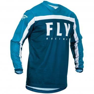 Maillot FLY RACING F-16 Manches Longues Bleu 2020