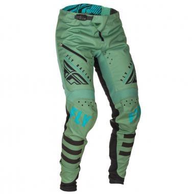 Pantalon FLY RACING KINETIC Vert 2020