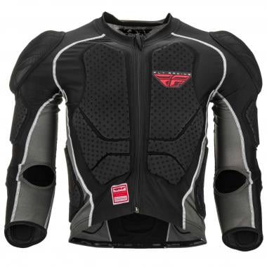 Gilet de Protection FLY RACING BARRICADE LS KID Noir 2020