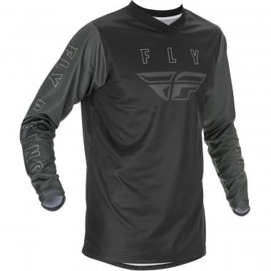Maillot FLY RACING F-16 Manches Longues Noir 2021