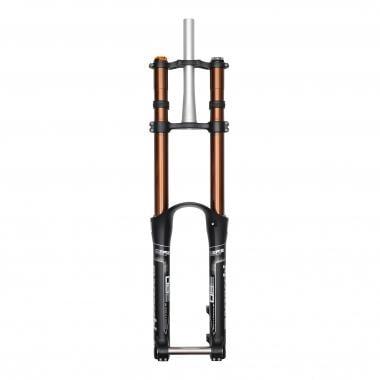 """Fourche MARZOCCHI  380 C2R2 TITANIUM SPRING 26""""-27.5"""" 200 mm Pivot Conique Axe 20 mm Noir"""