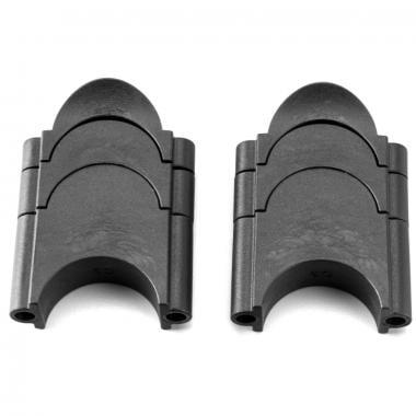 Espaçadores de Elevação DEDA PARABOLICA/FASTBLACK 10 - 55 mm 10-55 mm
