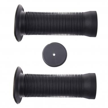 Punhos GLOBAL RACING FLOWGRIP 100 mm Preto