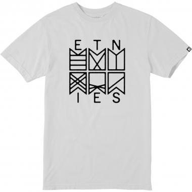 Camiseta ETNIES CENTERED REALM Blanco