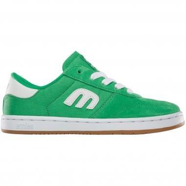 Sapatos ETNIES LO-CUT Junior Verde/Branco 2016