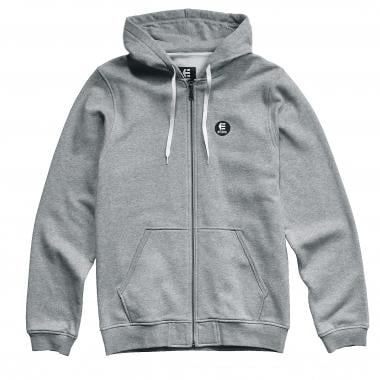 Sweat à Capuche ETNIES E-BASE ZIP Gris 2016