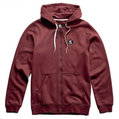 Sweat à Capuche ETNIES E-BASE ZIP Bordeaux 2016