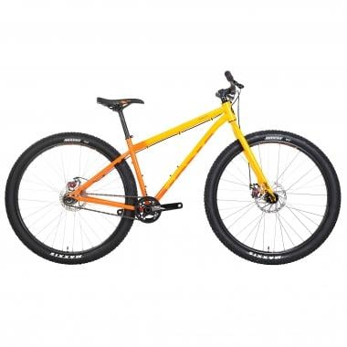 "VTT KONA UNIT 29"" Jaune/Orange 2016"