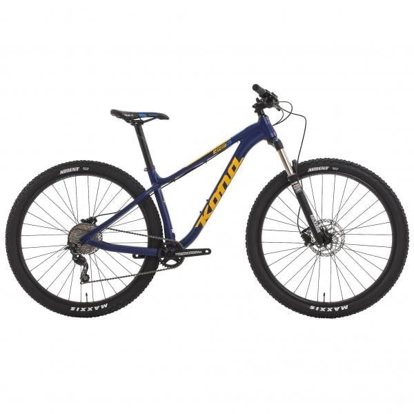 "Mountain Bike KONA HONZO AL 29"" Azul 2016"