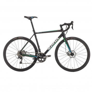 Bicicleta de ciclocross KONA JAKE THE SNAKE CR Shimano 105 5800 36/46 2016