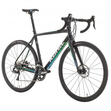 Vélo de Cyclocross KONA JAKE THE SNAKE CR Shimano 105 5800 36/46 2016