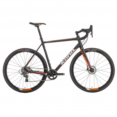 Bicicleta de Ciclocross KONA MAJOR JAKE Sram Rival One 40 dientes 2016