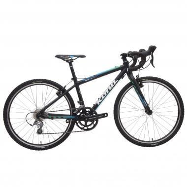Bicicleta de Corrida KONA JAKE Preto 2016