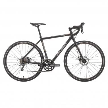 Bicicleta de Gravel KONA ROVE AL DISC Shimano Claris 34/50 Negro 2017