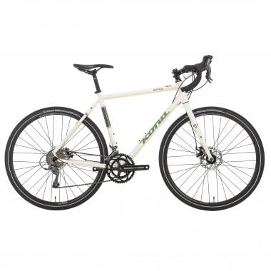 Bicicleta de Gravel KONA ROVE AL DISC Shimano Claris 34/50 Blanco 2017