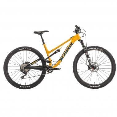 "Mountain Bike KONA PROCESS 111 29"" Amarillo/Azul 2017"