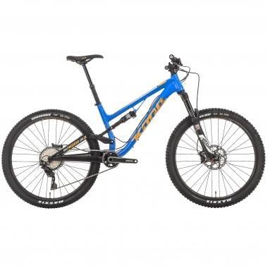"Mountain Bike KONA PROCESS 134 DL 27,5"" Azul/Amarillo 2017"