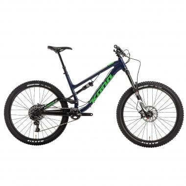 "Mountain Bike KONA PROCESS 153 27,5"" Azul/Verde 2017"