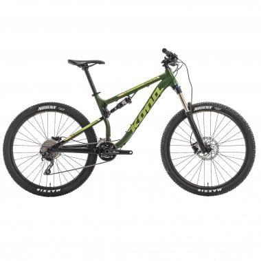 "Mountain Bike KONA PRECEPT 130 27,5"" Verde 2017"