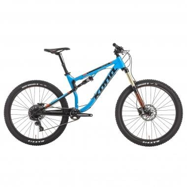 "Mountain Bike KONA PRECEPT 150 27,5"" Azul 2017"
