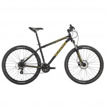 "Mountain bike KONA LAVA DOME 29"" Negro 2017"