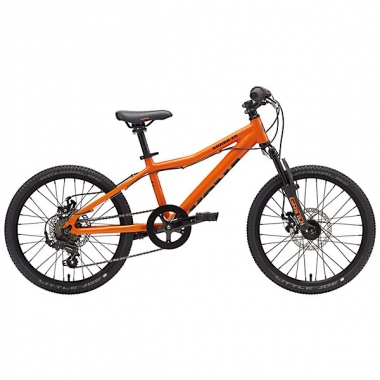 "Mountain Bike KONA SHRED 20"" Naranja 2017"