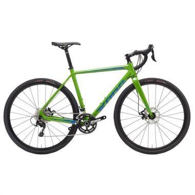 Bicicletta da Ciclocross KONA JAKE THE SNAKE CR Shimano 105 5800 36/46 Verde