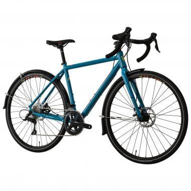 Bicicleta de Gravel KONA ROVE DL Shimano Sora 34/50 Azul 2019