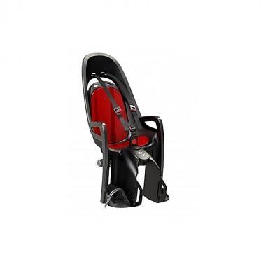 Cadeira Porta-Bebé HAMAX CARESS ZENITH Fixação Porta-Bagagens Cinzento/Vermelho
